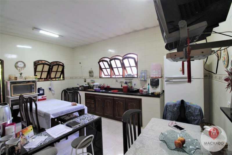 13 - Cozinha - CASA À VENDA EM ARARUAMA - AREAL - CI-0341 - 14