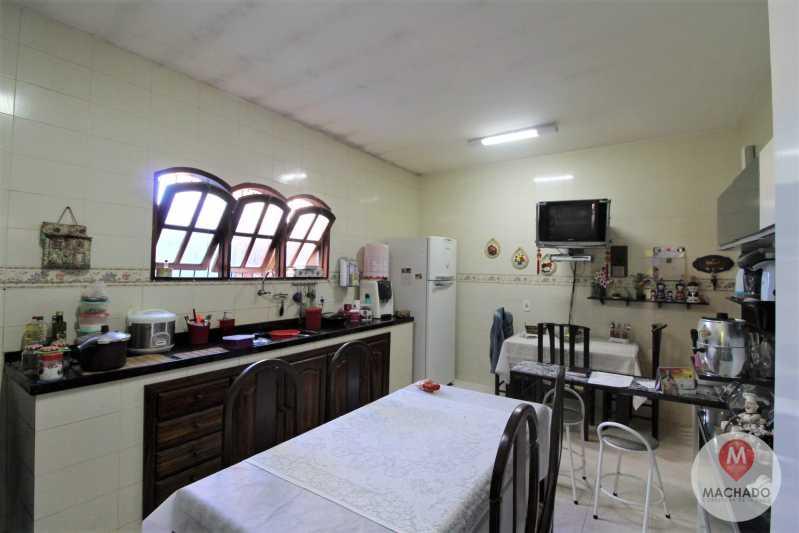 14 - Cozinha - CASA À VENDA EM ARARUAMA - AREAL - CI-0341 - 15