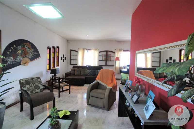 3 - Sala - CASA À VENDA EM ARARUAMA - AREAL - CI-0341 - 4