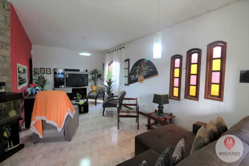 4 - Sala - CASA À VENDA EM ARARUAMA - AREAL - CI-0341 - 5