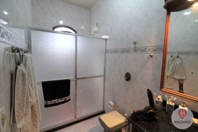 15 - Banheiro Social - CASA À VENDA EM ARARUAMA - AREAL - CI-0341 - 16