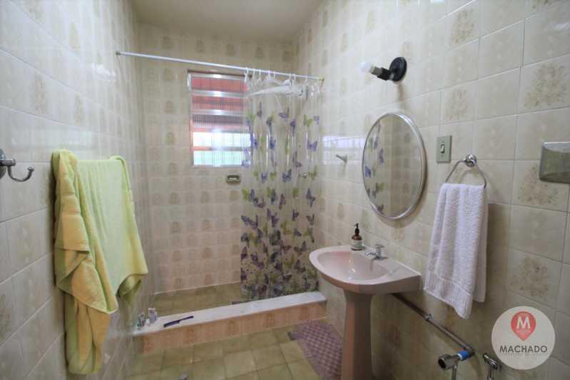 10 - Banheiro - CASA Á VENDA EM ARARUAMA - IGUABINHA - CI-0342 - 13
