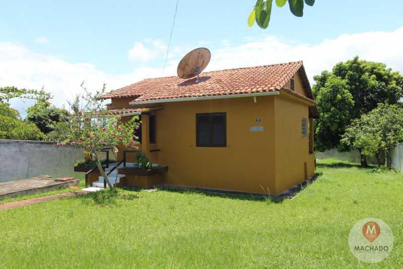 Frente - CASA Á VENDA EM ARARUAMA - IGUABINHA - CI-0342 - 3