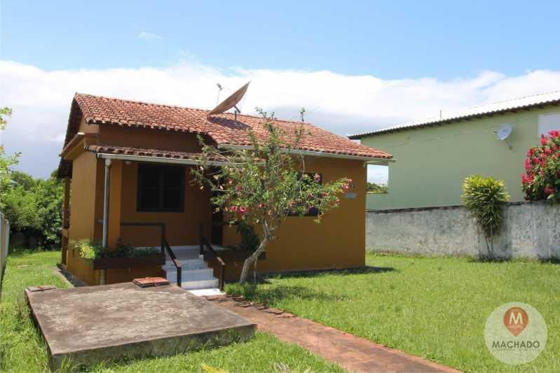 Frente - CASA Á VENDA EM ARARUAMA - IGUABINHA - CI-0342 - 1