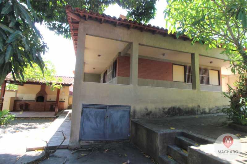 17 - Fundos - CASA À VENDA EM ARARUAMA - IGUABINHA - CI-0312 - 18