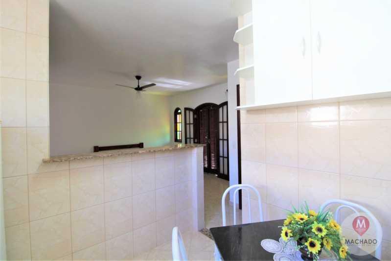 15 - Copa/ Cozinha - CASA À VENDA EM ARARUAMA - IGUABINHA - CI-0311 - 16