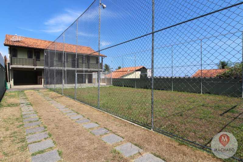 2 - Fachada - CASA À VENDA EM ARARUAMA - IGUABINHA - CI-0311 - 3
