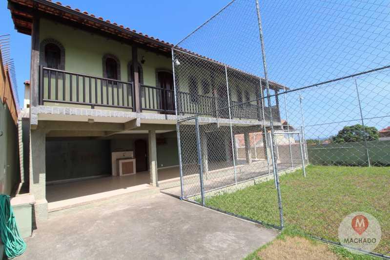 1 - Fachada - CASA À VENDA EM ARARUAMA - IGUABINHA - CI-0311 - 1