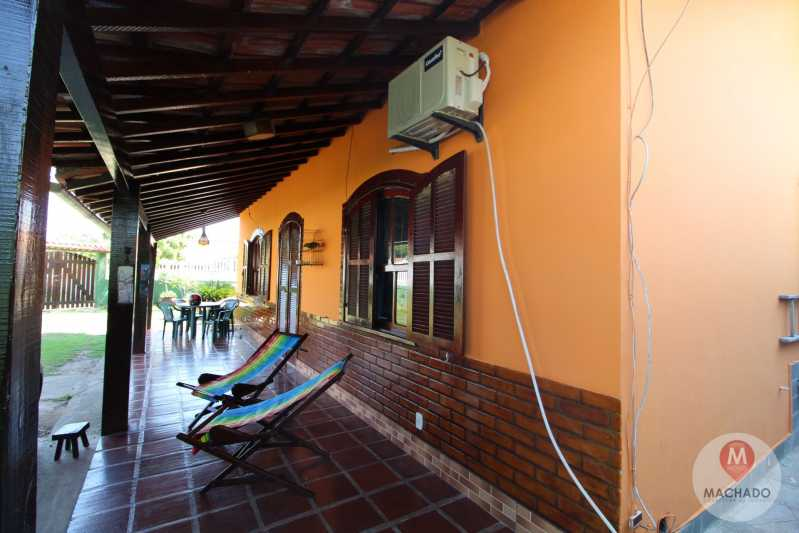 3 - Varanda - Casa a Venda em Araruama - CI-0192 - 7