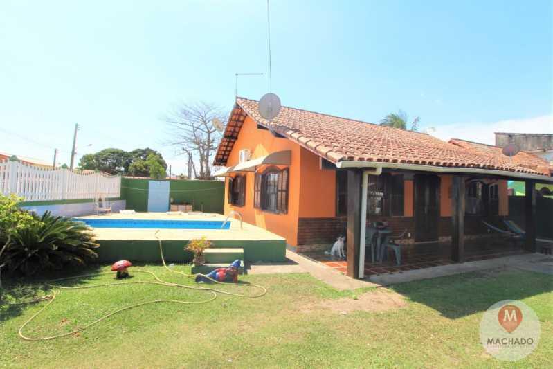 1 - Fachada - Casa a Venda em Araruama - CI-0192 - 5
