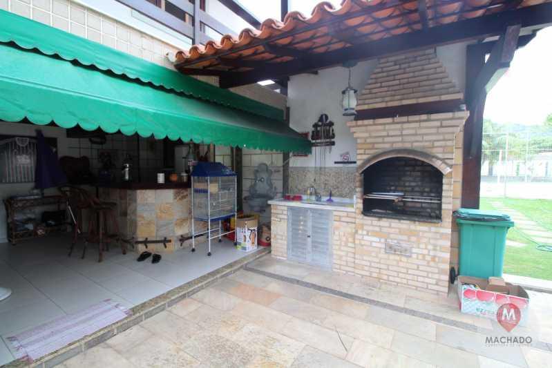 18 - Bar/ Churrasqueira - Casa em Condomínio à venda Rodovia Amaral Peixoto,Araruama,RJ - R$ 900.000 - CD-0072 - 19