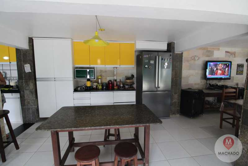 16 - Cozinha - Casa em Condomínio à venda Rodovia Amaral Peixoto,Araruama,RJ - R$ 900.000 - CD-0072 - 17