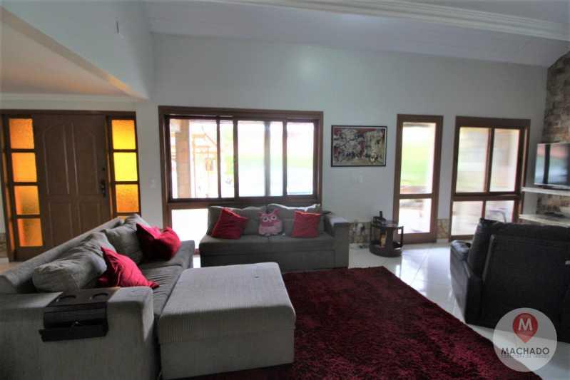 8 - Sala de E - Casa em Condomínio à venda Rodovia Amaral Peixoto,Araruama,RJ - R$ 900.000 - CD-0072 - 9