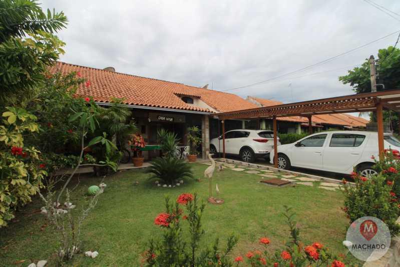 1 - Fachada - Casa em Condomínio à venda Rodovia Amaral Peixoto,Araruama,RJ - R$ 900.000 - CD-0072 - 1