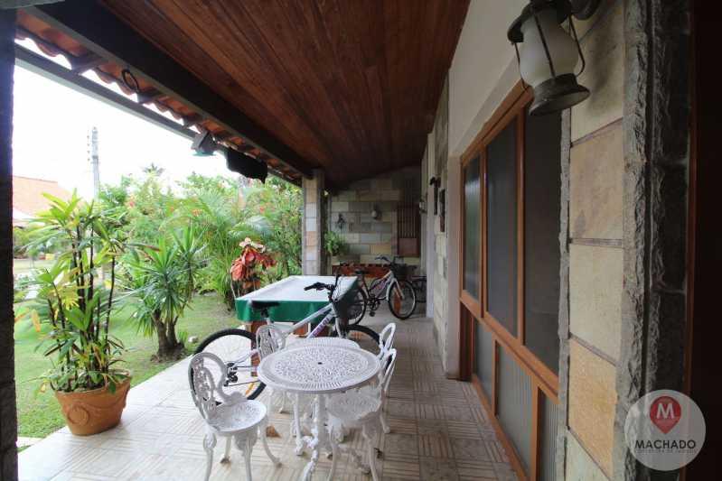 2 - Varanda - Casa em Condomínio à venda Rodovia Amaral Peixoto,Araruama,RJ - R$ 900.000 - CD-0072 - 3