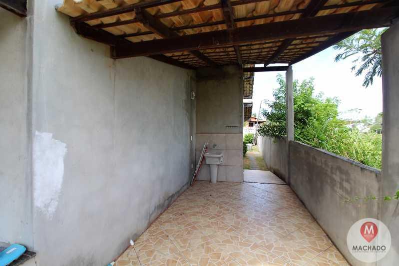 20 - ÁREA DE SERVIÇO - CASA À VENDA EM IGUABINHA - CI-0283 - 21
