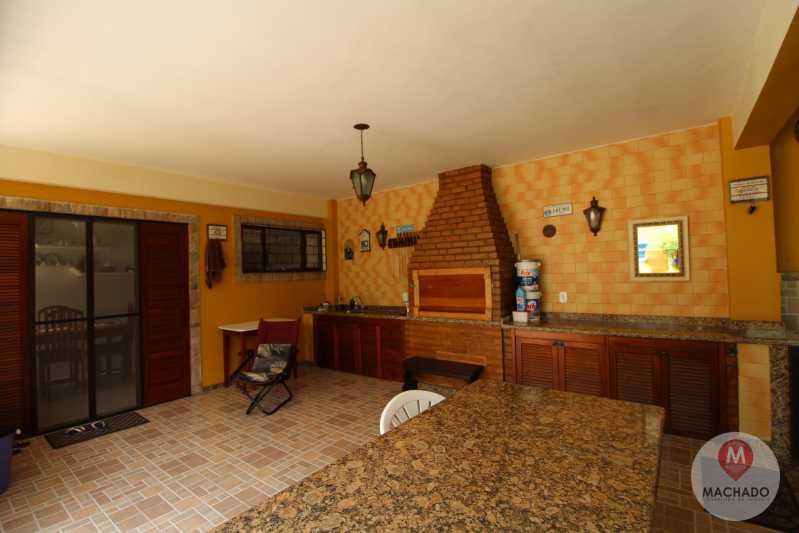 17 - Área de Lazer - CASA À VENDA EM ARARUAMA - PARQUE HOTEL - CI-0128 - 18