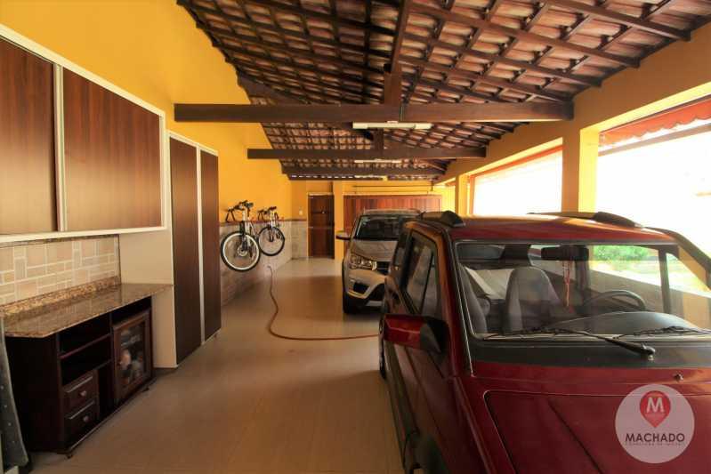 20 - Garagem - CASA À VENDA EM ARARUAMA - PARQUE HOTEL - CI-0128 - 21