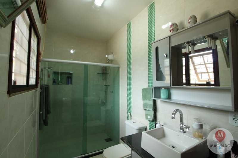 16 - Banho Social - CASA À VENDA EM ARARUAMA - PARQUE HOTEL - CI-0128 - 17