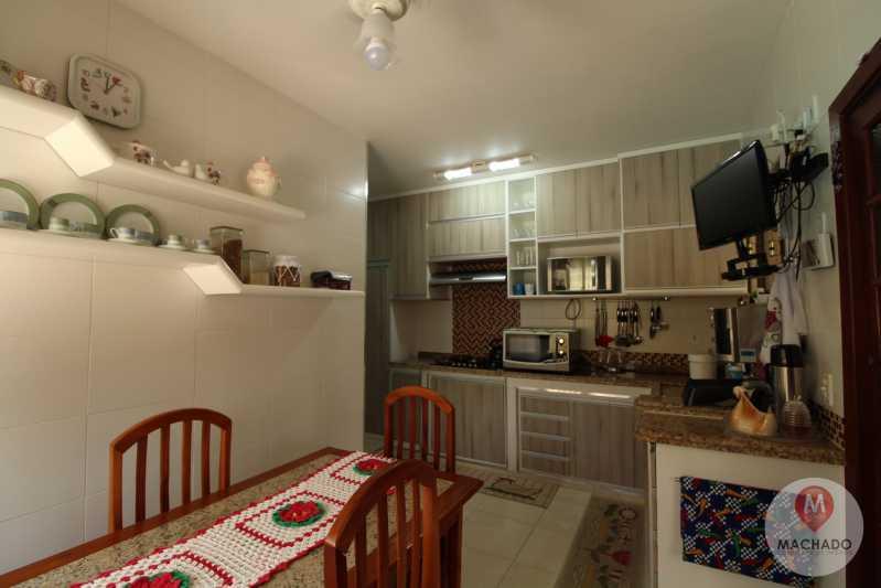 14 - Copa/ Cozinha - CASA À VENDA EM ARARUAMA - PARQUE HOTEL - CI-0128 - 15