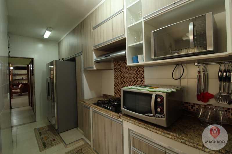 13 - Cozinha - CASA À VENDA EM ARARUAMA - PARQUE HOTEL - CI-0128 - 14