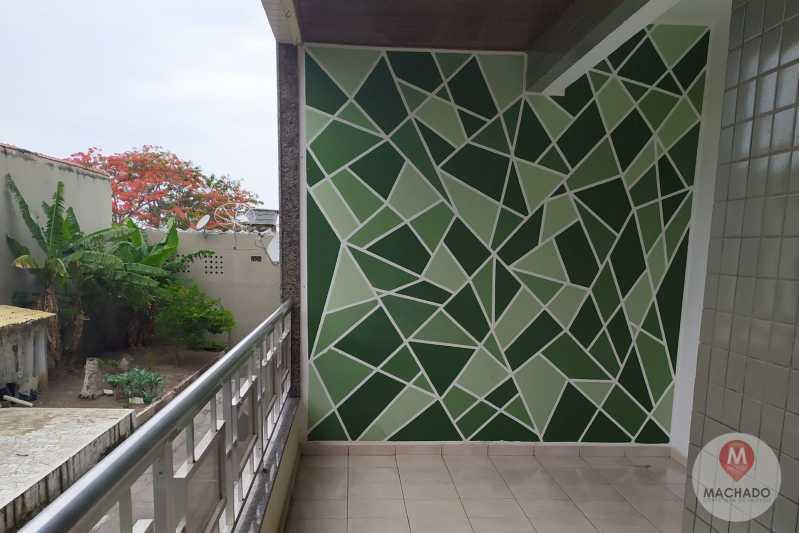 VARANDA C/SACADA - Apartamento 2 quartos à venda Araruama,RJ - R$ 190.000 - AP-0074 - 10