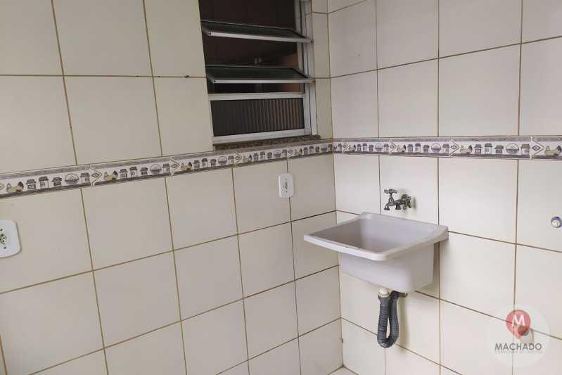 ÁREA DE SERVIÇO - Apartamento 2 quartos à venda Araruama,RJ - R$ 190.000 - AP-0074 - 14