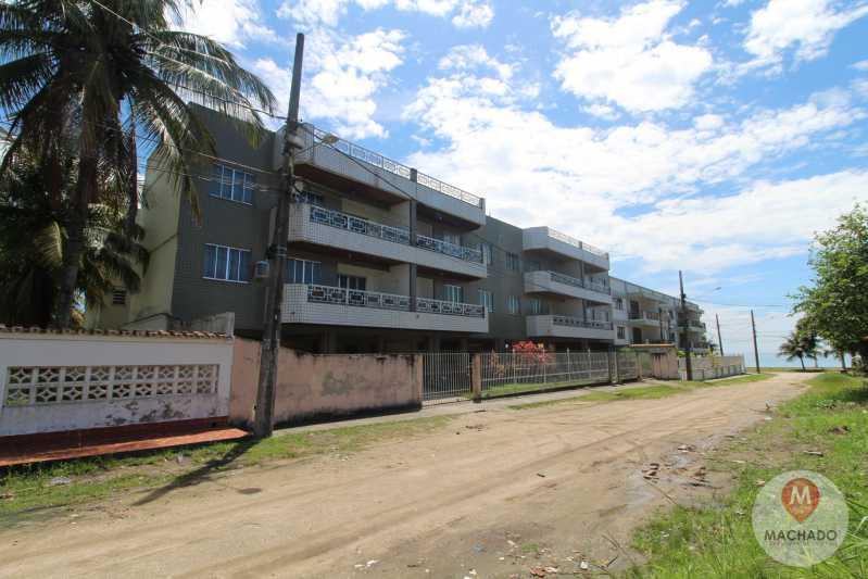 FAXADA  - Apartamento 2 quartos à venda Araruama,RJ - R$ 190.000 - AP-0074 - 19