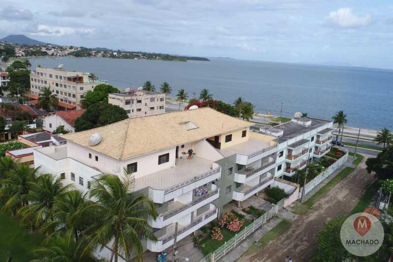 RUA PAISANDU APATO - Apartamento 2 quartos à venda Araruama,RJ - R$ 190.000 - AP-0074 - 1
