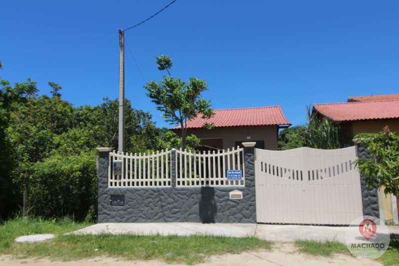 FAXADA - CASA À VENDA EM ARARUAMA - COQUEIRAL - CI-0381 - 3