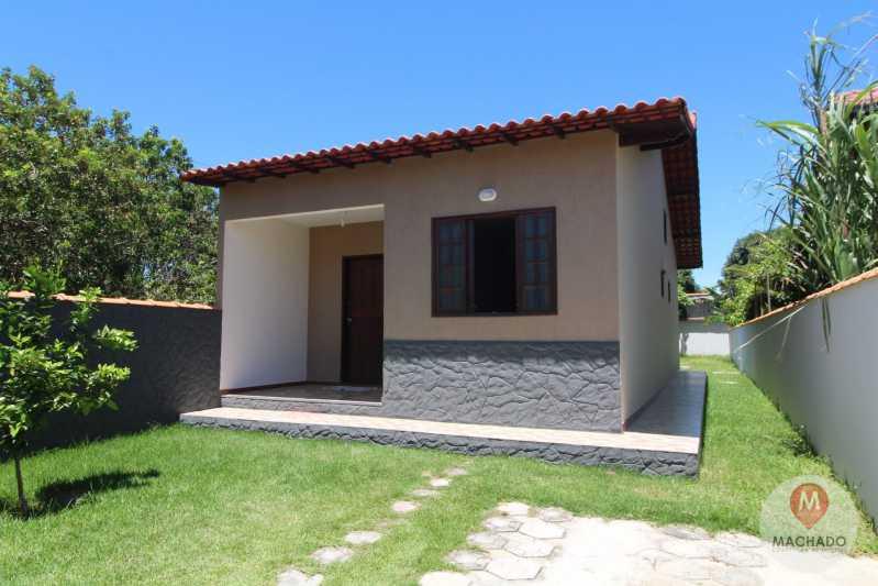 FAXADA - CASA À VENDA EM ARARUAMA - COQUEIRAL - CI-0381 - 5