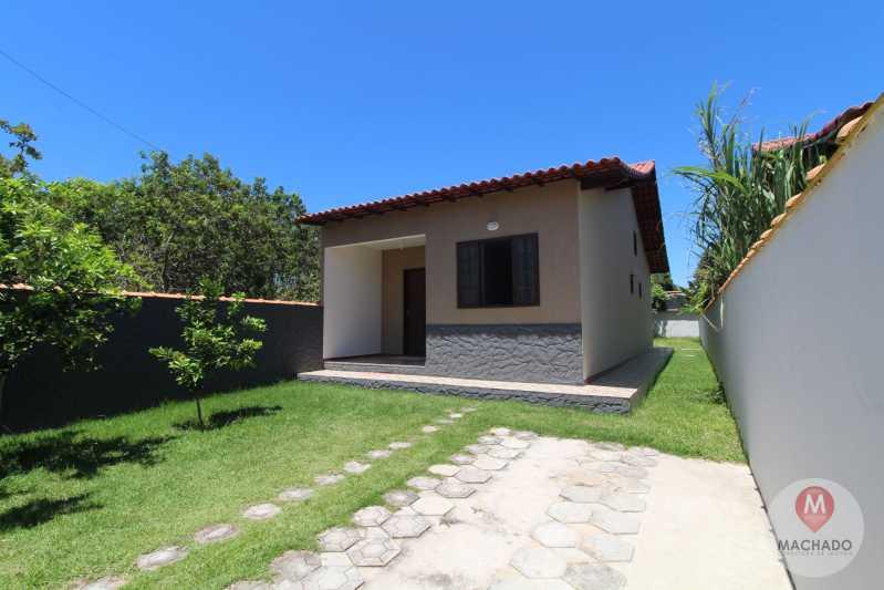 QUINTAL FRENTE - CASA À VENDA EM ARARUAMA - COQUEIRAL - CI-0381 - 6