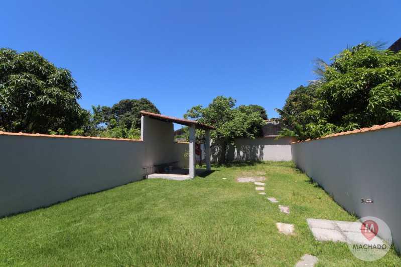 QUINTAL FUNDOS - CASA À VENDA EM ARARUAMA - COQUEIRAL - CI-0381 - 19