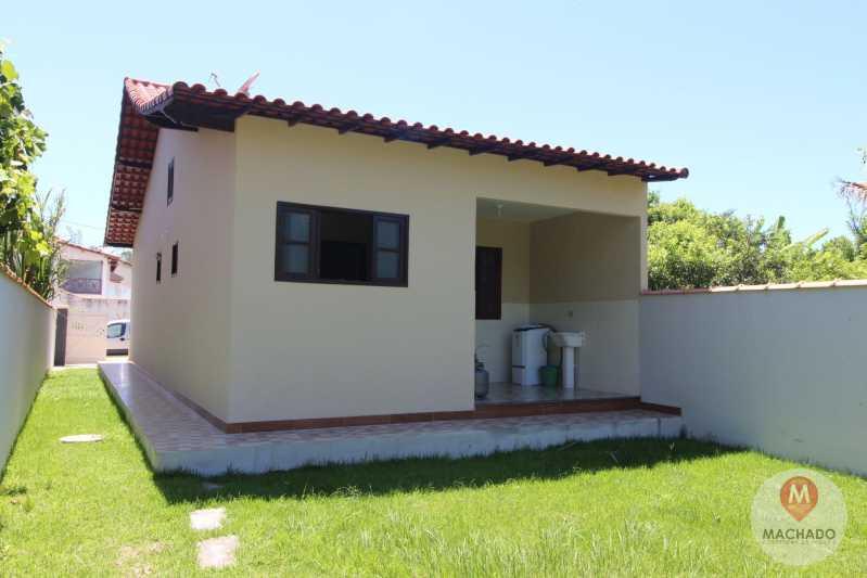 FUNDOS - CASA À VENDA EM ARARUAMA - COQUEIRAL - CI-0381 - 18