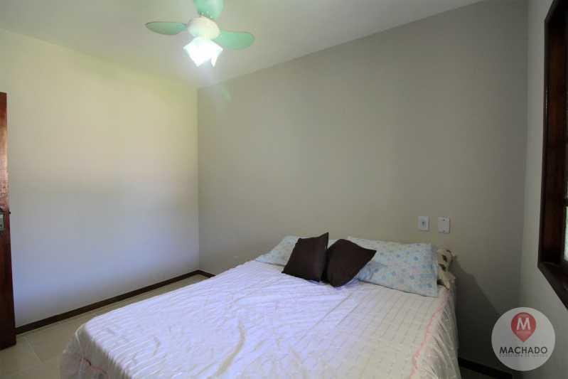 QUARTO  - CASA À VENDA EM ARARUAMA - COQUEIRAL - CI-0381 - 9