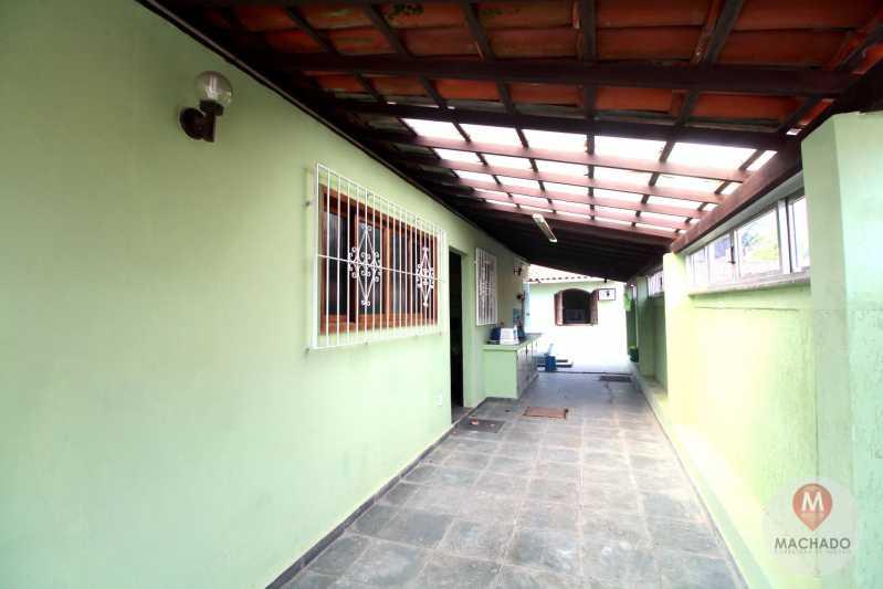 GARAGEM - CASA À VENDA EM CONDOMÍNIO IGUABINHA - ARARAUAMA - CD-0166 - 7