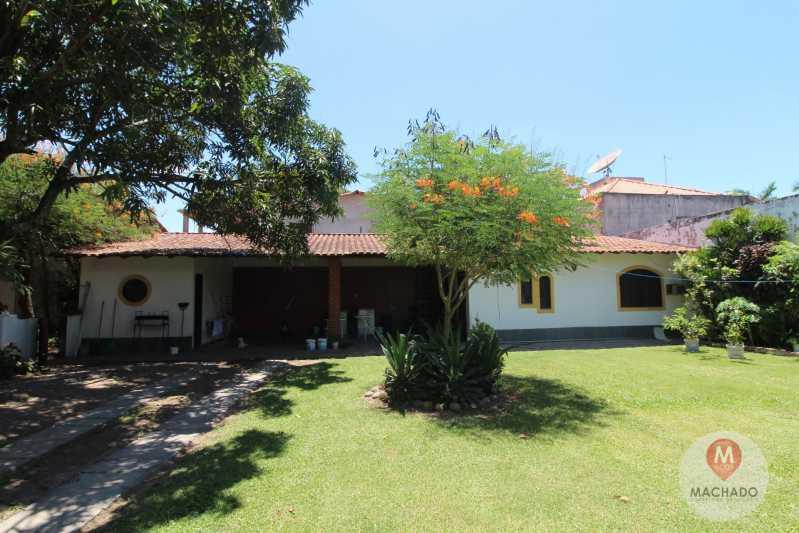 casa do caseiro - CASA À VENDA EM ARARUAMA - IGUABINHA - CI-0391 - 4