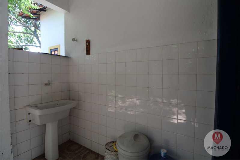 área de serviço - CASA À VENDA EM ARARUAMA - IGUABINHA - CI-0391 - 21