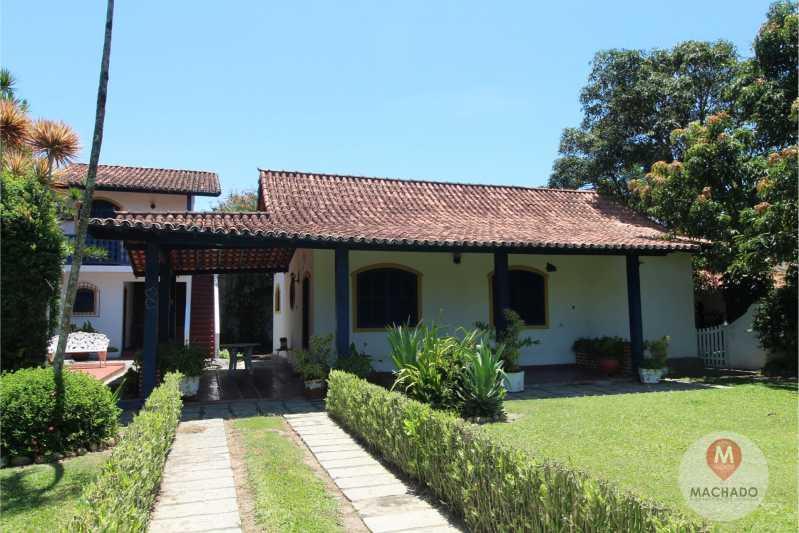 8 - CASA À VENDA EM ARARUAMA - IGUABINHA - CI-0391 - 1