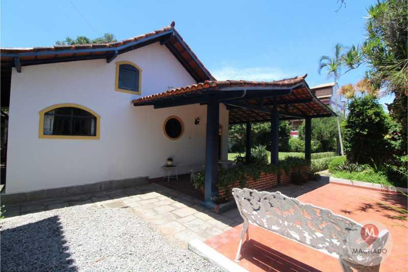 varanda - CASA À VENDA EM ARARUAMA - IGUABINHA - CI-0391 - 13