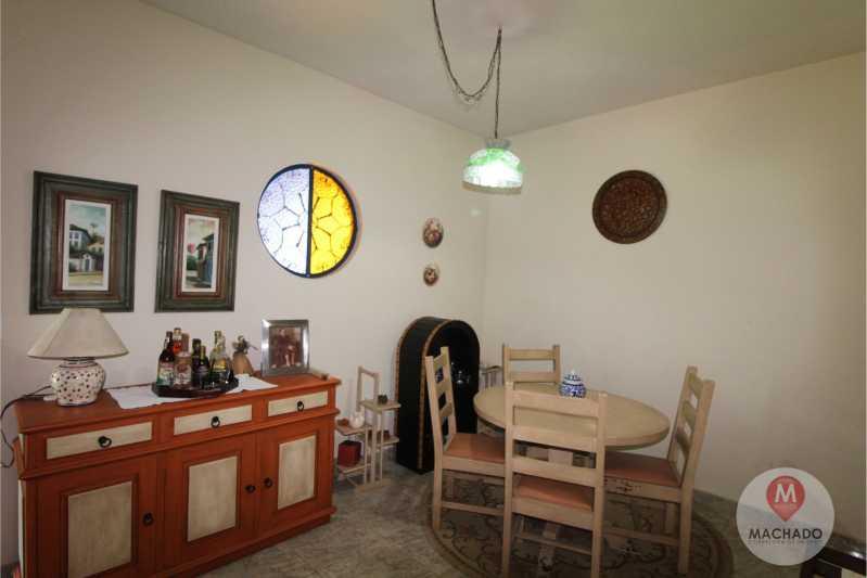 sala de jantar - CASA À VENDA EM ARARUAMA - IGUABINHA - CI-0391 - 8