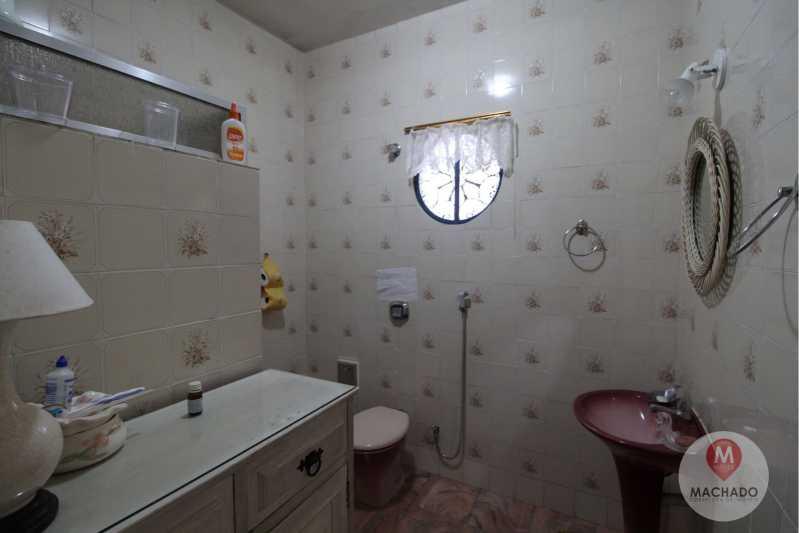 banheiro suíte - CASA À VENDA EM ARARUAMA - IGUABINHA - CI-0391 - 12