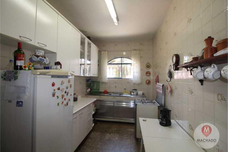 cozinha - CASA À VENDA EM ARARUAMA - IGUABINHA - CI-0391 - 10