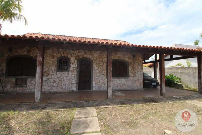FACHADA FRONTAL - Casa em Condomínio 3 quartos à venda Araruama,RJ - R$ 255.000 - CD-0167 - 3