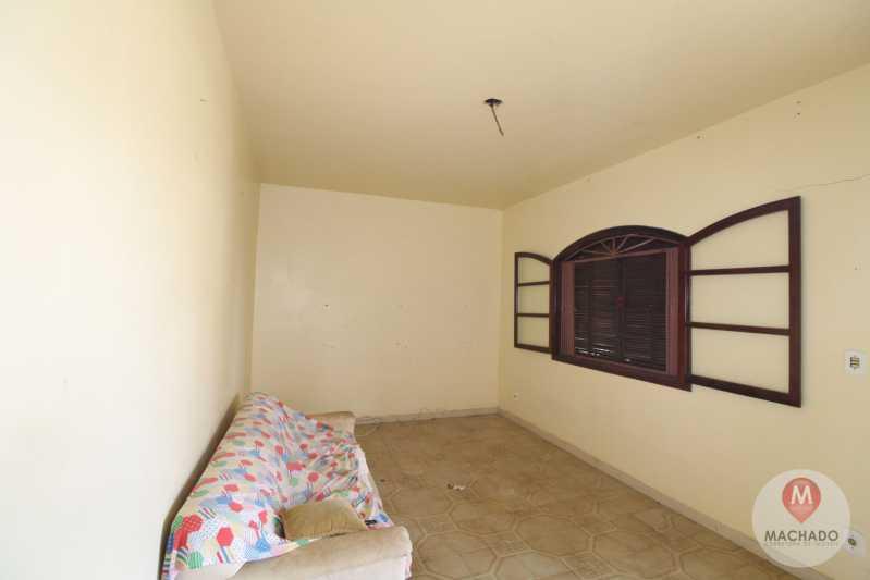SALA - Casa em Condomínio 3 quartos à venda Araruama,RJ - R$ 255.000 - CD-0167 - 4