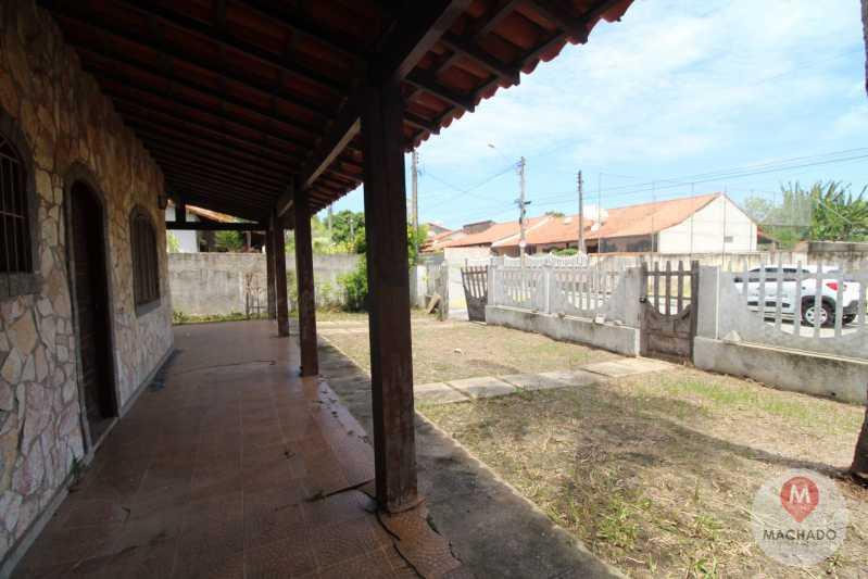 VARANDA - Casa em Condomínio 3 quartos à venda Araruama,RJ - R$ 255.000 - CD-0167 - 14