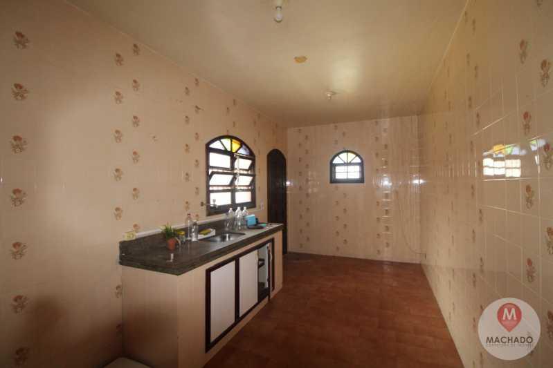 COZINHA - Casa em Condomínio 3 quartos à venda Araruama,RJ - R$ 255.000 - CD-0167 - 6