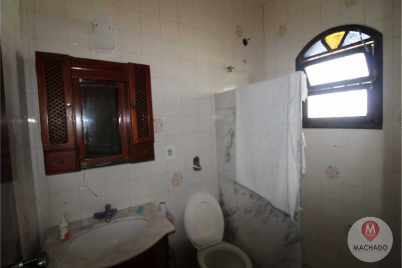BANHEIRO SUÍTE - Casa em Condomínio 3 quartos à venda Araruama,RJ - R$ 255.000 - CD-0167 - 10
