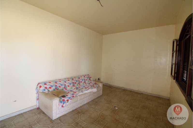 SALA - Casa em Condomínio 3 quartos à venda Araruama,RJ - R$ 255.000 - CD-0167 - 5