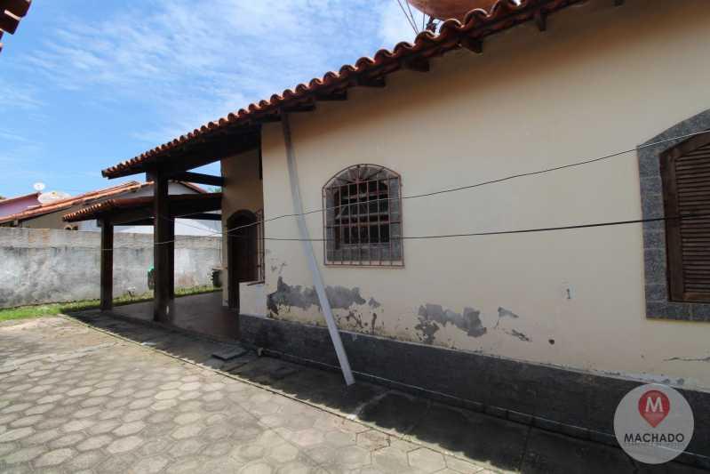 FUNDOS - Casa em Condomínio 3 quartos à venda Araruama,RJ - R$ 255.000 - CD-0167 - 15